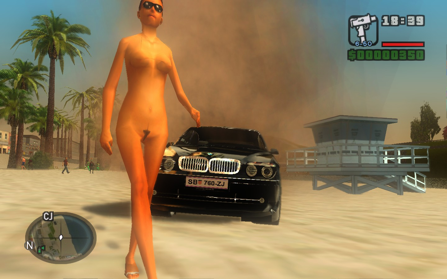 Sex free girls naked in grand theft auto girl